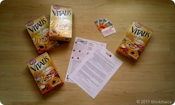 Vitalis Frucht Genuss