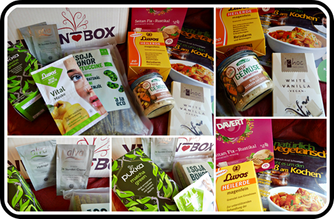Vegan Box März 2015