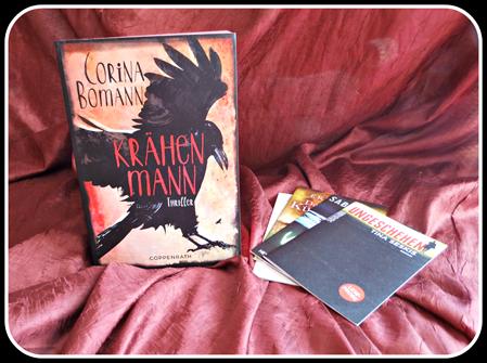 Krähenmann - Welttag des Buches