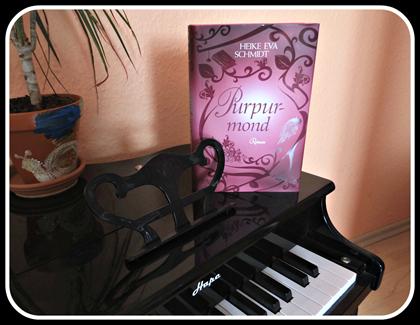 Purpurmond - Welttag des Buches