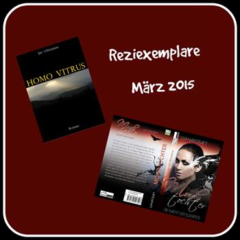 Reziexemplare März 2015