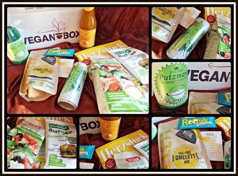 Vegan Box Juni 2015