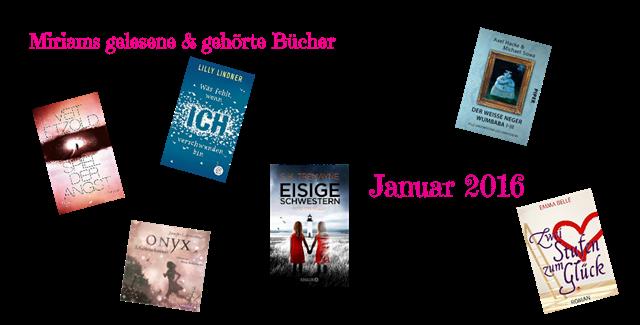 Gelesene Bücher Januar 2016