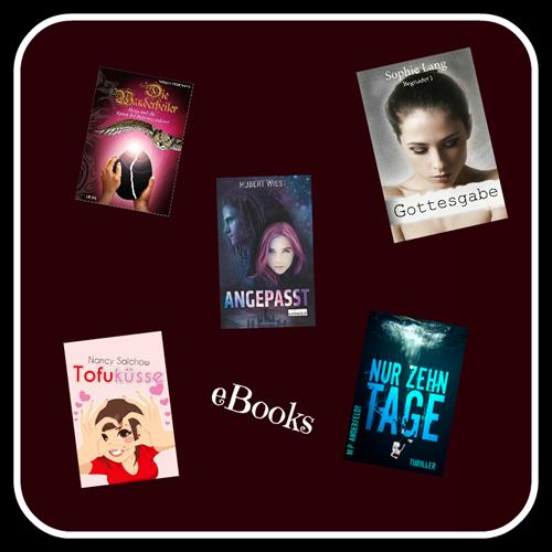 Neuzugänge Oktober eBooks