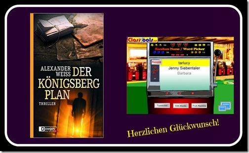 Gewinnering Der Königsberg-Plan