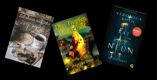 Miris gelesene Bücher Mai 2017
