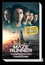 Maze Runner Teil 3 - Buch zum Film