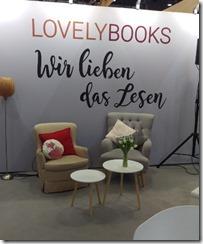 Lovelybooks Stand