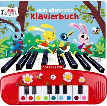 Mini-Musiker Klavierbuch