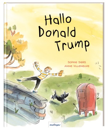 Rezension - Hallo Donald Trump - tthinkttwice