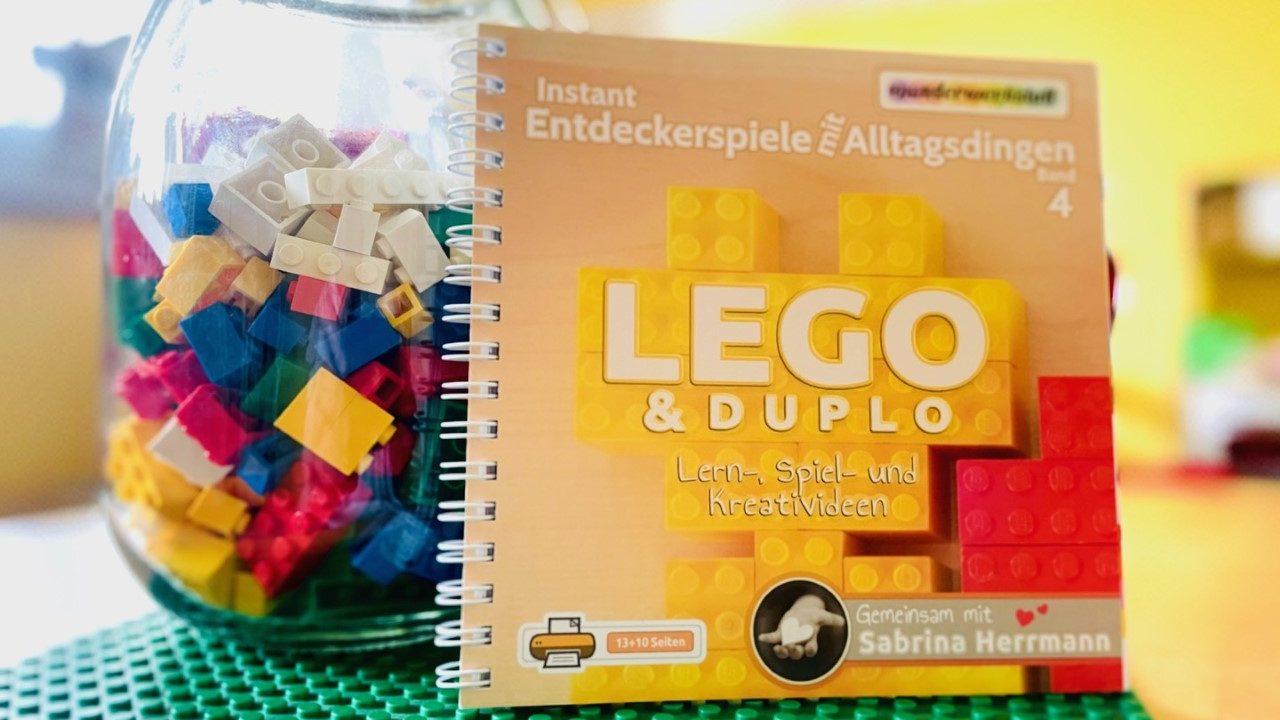 Lernen und Forschen mit Lego - Das Buch